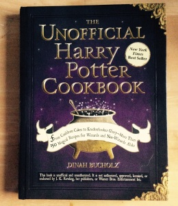 the unofficial hp cookbook