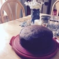 Chocolate Frosting (Happy Birthday Dad!)