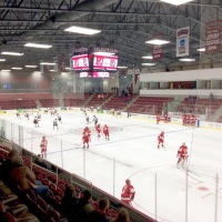 Reviewing Colgate University's Newly-Constructed 1965 Arena