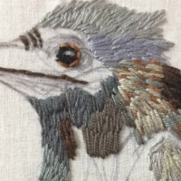 Fantastic Beasts Embroidery