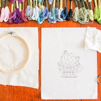 Introduction to Hand Embroidery Workshop: What to Expect